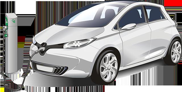 Punto de recarga de tu coche eléctrico