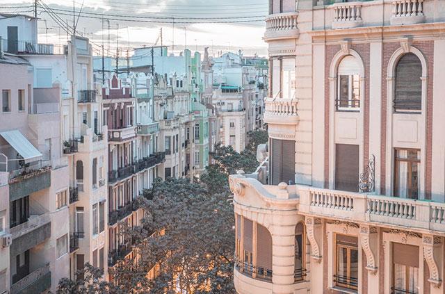 Servicios de Informe de valuación de edificios o IEE