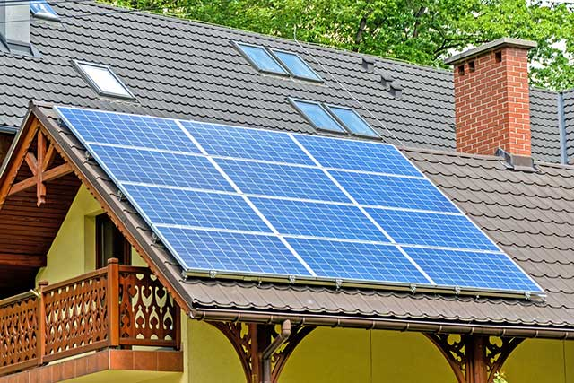 instalación fotovoltaica para particulares