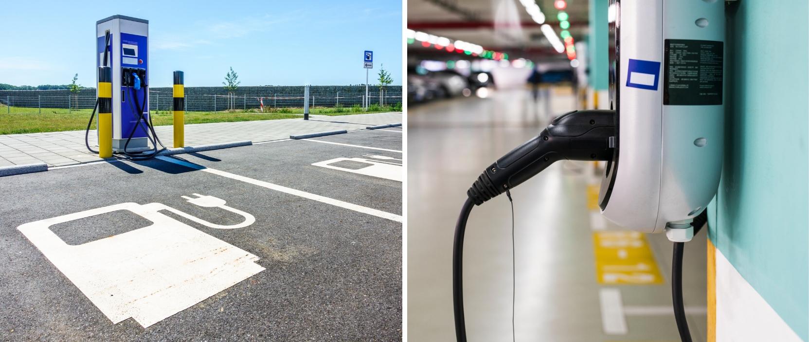 Funcionalidades coches eléctricos